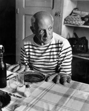 Picasso at play